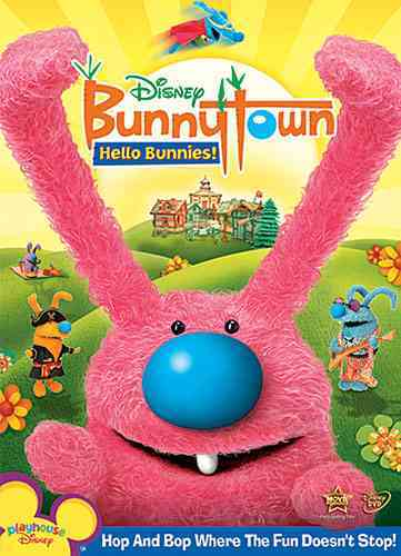 BUNNYTOWN:HELLO BUNNIES BY BUCKLEY,ANDREW (DVD)